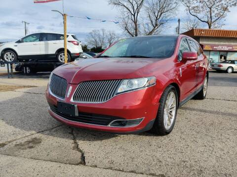 2013 Lincoln MKT for sale at Lamarina Auto Sales in Dearborn Heights MI