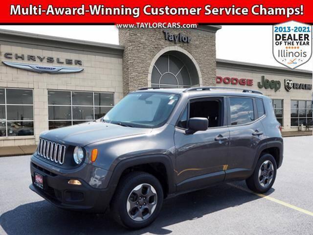 2017 Jeep Renegade for sale in Bradley, IL