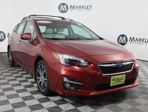 2018 Subaru Impreza for sale at Markley Motors in Fort Collins CO