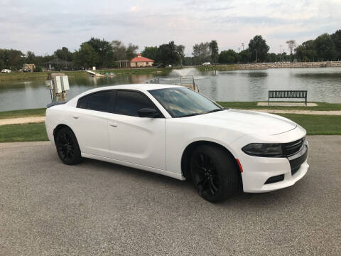 2018 Dodge Charger for sale at RT Auto Center in Quincy IL