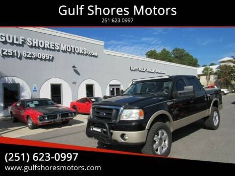 2008 Ford F-150 for sale at Gulf Shores Motors in Gulf Shores AL