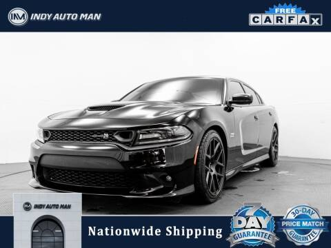 2019 Dodge Charger for sale at INDY AUTO MAN in Indianapolis IN