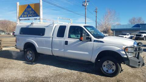 2014 Ford F-350 Super Duty for sale at Auto Depot in Carson City NV