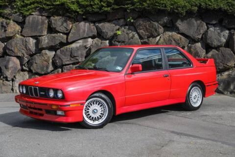 1990 BMW M3 for sale at Zadart in Bellevue WA