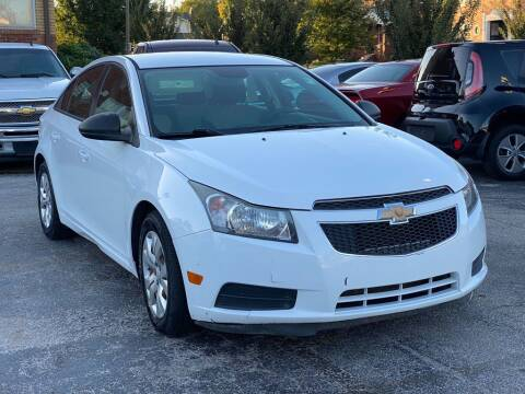 2014 Chevrolet Cruze for sale at IMPORT Motors in Saint Louis MO