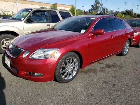 2006 Lexus GS 300 for sale at MCHENRY AUTO SALES in Modesto CA