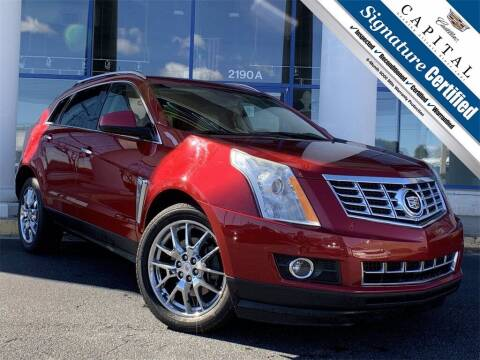 2013 Cadillac SRX for sale at Southern Auto Solutions - Capital Cadillac in Marietta GA
