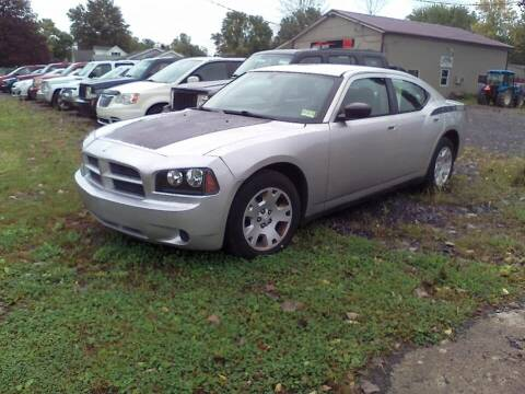 2007 Dodge Charger for sale at John's Auto Sales & Service Inc in Waterloo NY