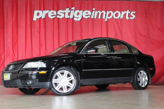 2005 Volkswagen Passat for sale at Prestige Imports in St Charles IL