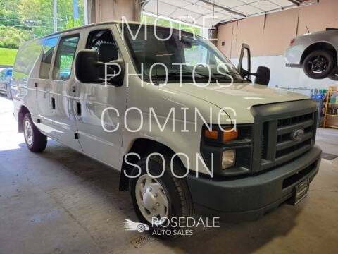 2013 Ford E-Series Cargo for sale at Rosedale Auto Sales Incorporated in Kansas City KS