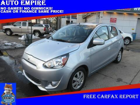 2014 Mitsubishi Mirage for sale at Auto Empire in Brooklyn NY
