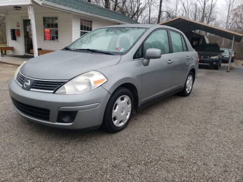 2009 Nissan Versa for sale at Ona Used Auto Sales in Ona WV
