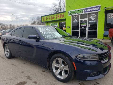 2016 Dodge Charger for sale at Empire Auto Group in Indianapolis IN