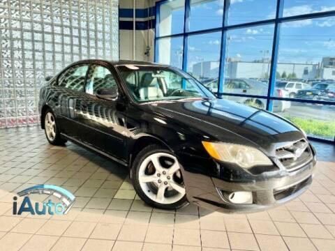 2009 Subaru Legacy for sale at iAuto in Cincinnati OH
