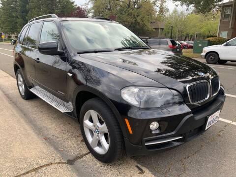 2009 BMW X5 for sale at LG Auto Sales in Rancho Cordova CA