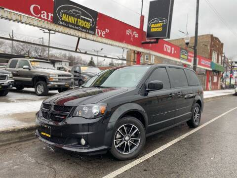2016 Dodge Grand Caravan for sale at Manny Trucks in Chicago IL