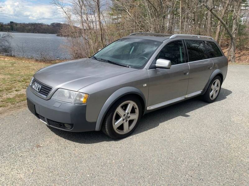 2005 Audi Allroad for sale at Elite Pre-Owned Auto in Peabody MA