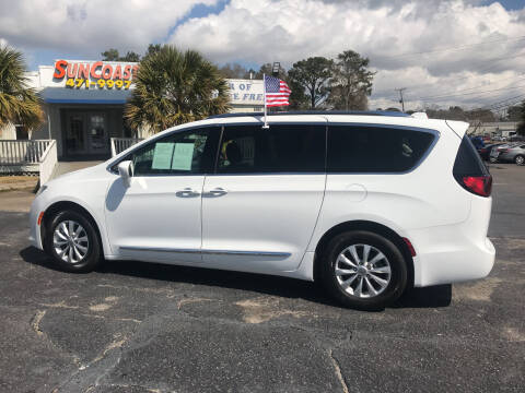 2019 Chrysler Pacifica for sale at Sun Coast City Auto Sales in Mobile AL