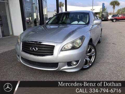 2012 Infiniti M37 for sale at Mike Schmitz Automotive Group in Dothan AL