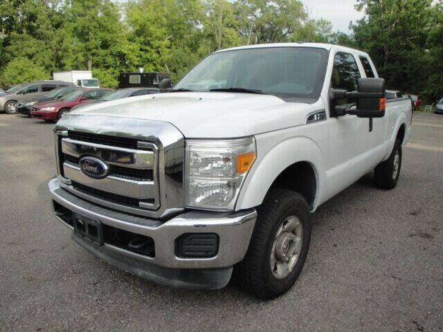 2012 Ford F-250 Super Duty for sale at Columbus Car Company LLC in Columbus OH