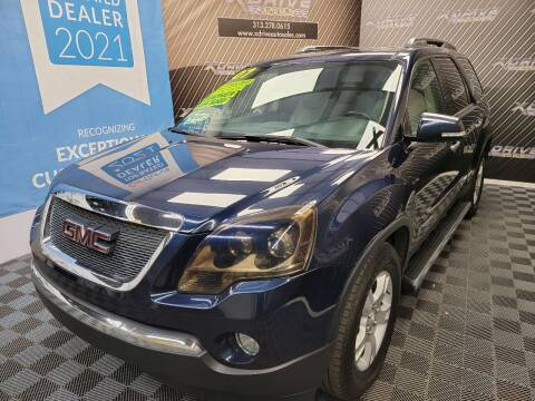 2007 GMC Acadia for sale at X Drive Auto Sales Inc. in Dearborn Heights MI