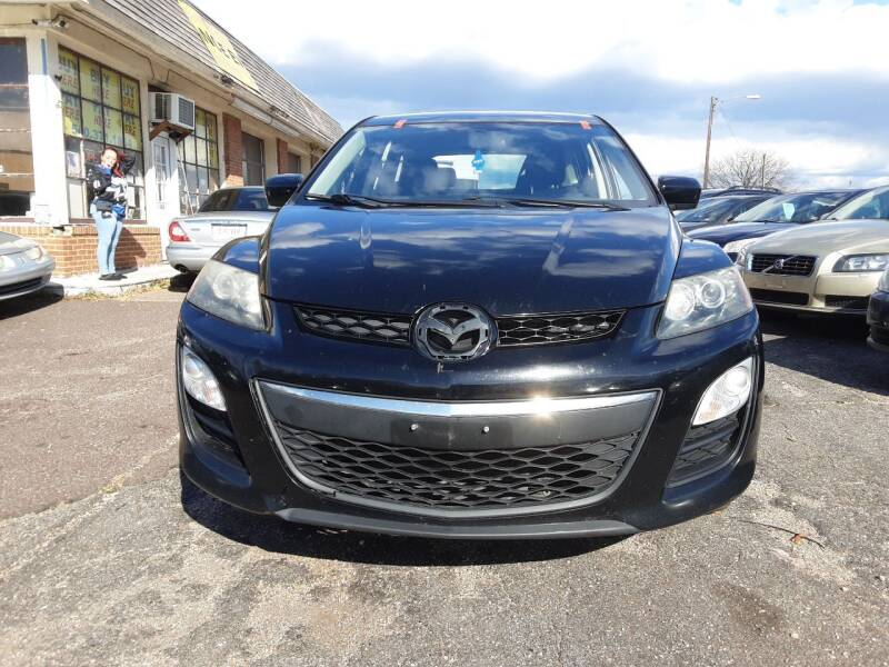 2011 Mazda CX-7 for sale at Fredericksburg Auto Finance Inc. in Fredericksburg VA