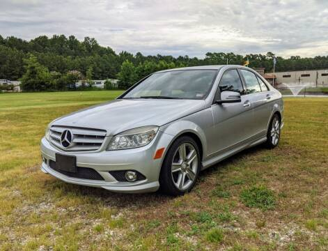 2010 Mercedes-Benz C-Class for sale at Hal's Auto Sales in Suffolk VA