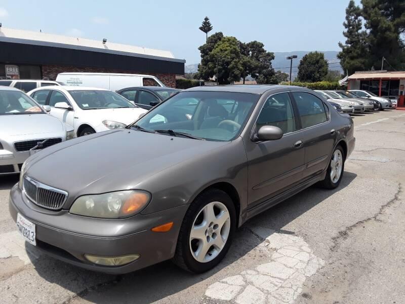 2001 Infiniti I30 for sale at Goleta Motors in Goleta CA