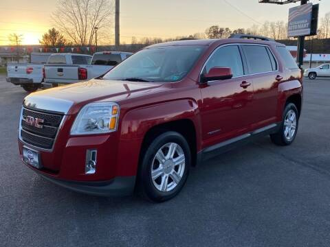 2015 GMC Terrain for sale at Alexandria Auto Mart LLC in Alexandria PA