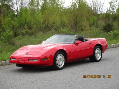 1996 Chevrolet Corvette for sale at R & R AUTO SALES in Poughkeepsie NY