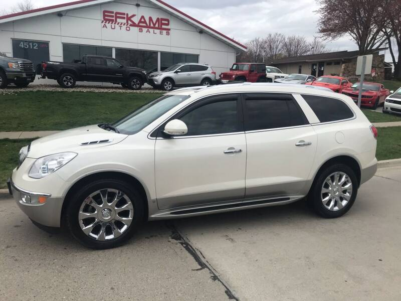 2011 Buick Enclave for sale at Efkamp Auto Sales LLC in Des Moines IA
