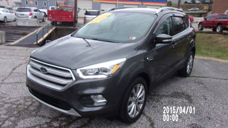 2018 Ford Escape for sale at Allen's Pre-Owned Autos in Pennsboro WV