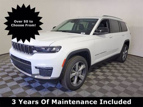 2021 Jeep Grand Cherokee L for sale at PHIL SMITH AUTOMOTIVE GROUP - Joey Accardi Chrysler Dodge Jeep Ram in Pompano Beach FL