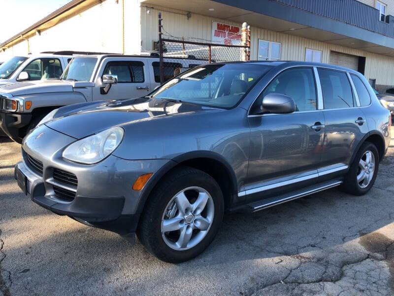 2004 Porsche Cayenne AWD S 4dr SUV - Youngstown OH