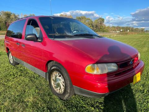1995 Ford Windstar for sale at Sunshine Auto Sales in Menasha WI