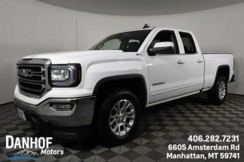 2018 GMC Sierra 1500 for sale at Danhof Motors in Manhattan MT