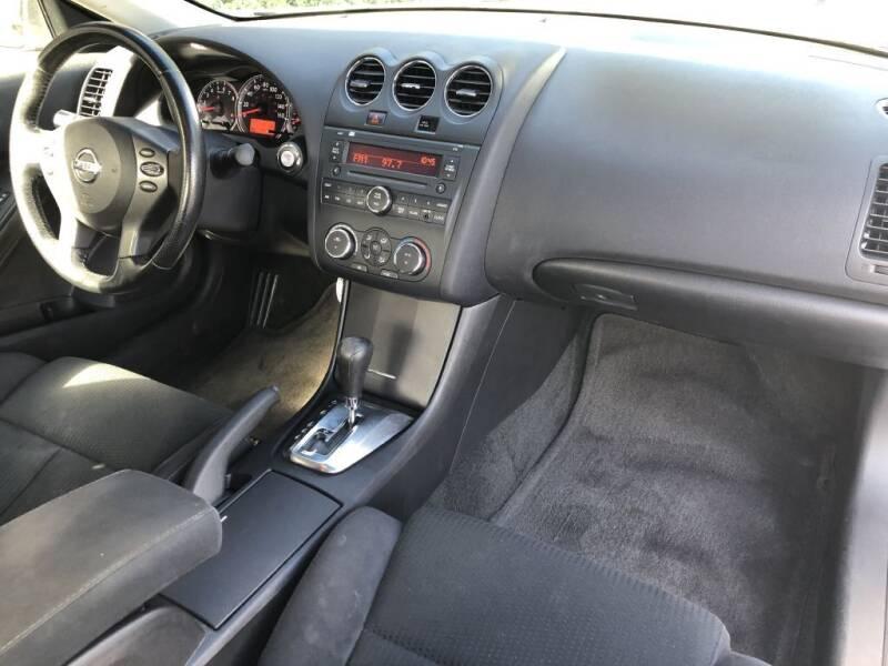 2012 Nissan Altima 2.5 S 2dr Coupe CVT - Savannah GA