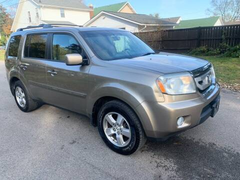 2009 Honda Pilot for sale at Via Roma Auto Sales in Columbus OH
