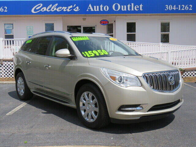 2014 Buick Enclave for sale at Colbert's Auto Outlet in Hickory NC