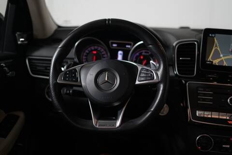 2017 Mercedes-Benz GLS for sale at CU Carfinders in Norcross GA