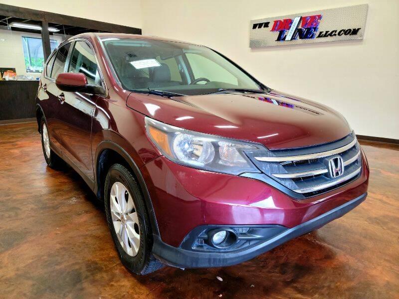 2013 Honda CR-V for sale at Driveline LLC in Jacksonville FL