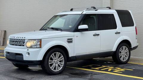 2011 Land Rover LR4 for sale at Carland Auto Sales INC. in Portsmouth VA