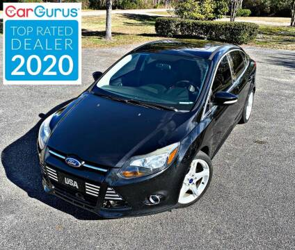 2014 Ford Focus for sale at Brothers Auto Sales of Conway in Conway SC