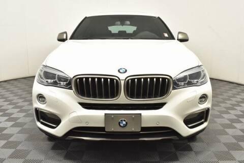 2017 BMW X6 for sale at Southern Auto Solutions-Jim Ellis Hyundai in Marietta GA