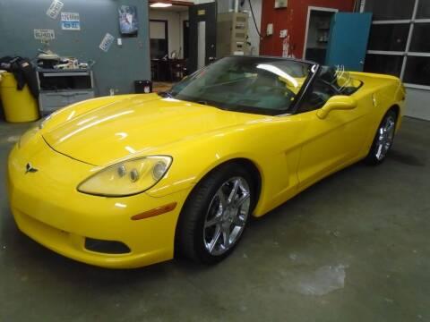 2009 Chevrolet Corvette for sale at Greg's Auto Sales in Dunellen NJ