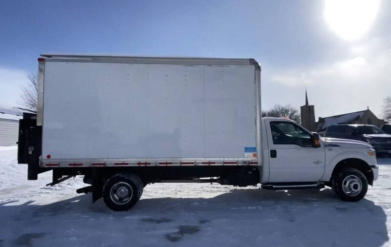 2012 Ford F-350 Super Duty for sale at KA Commercial Trucks, LLC in Dassel MN