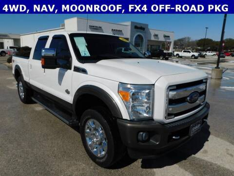 2016 Ford F-250 Super Duty for sale at Stanley Chrysler Dodge Jeep Ram Gatesville in Gatesville TX