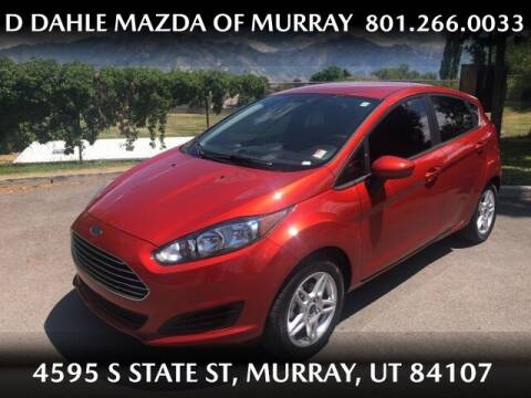 2018 Ford Fiesta for sale at D DAHLE MAZDA OF MURRAY in Salt Lake City UT