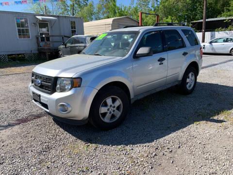 2010 Ford Escape for sale at Auto Mart - Dorchester in North Charleston SC