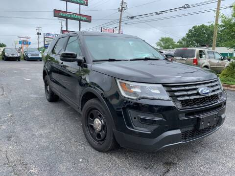 2016 Ford Explorer for sale at Boardman Auto Mall in Boardman OH